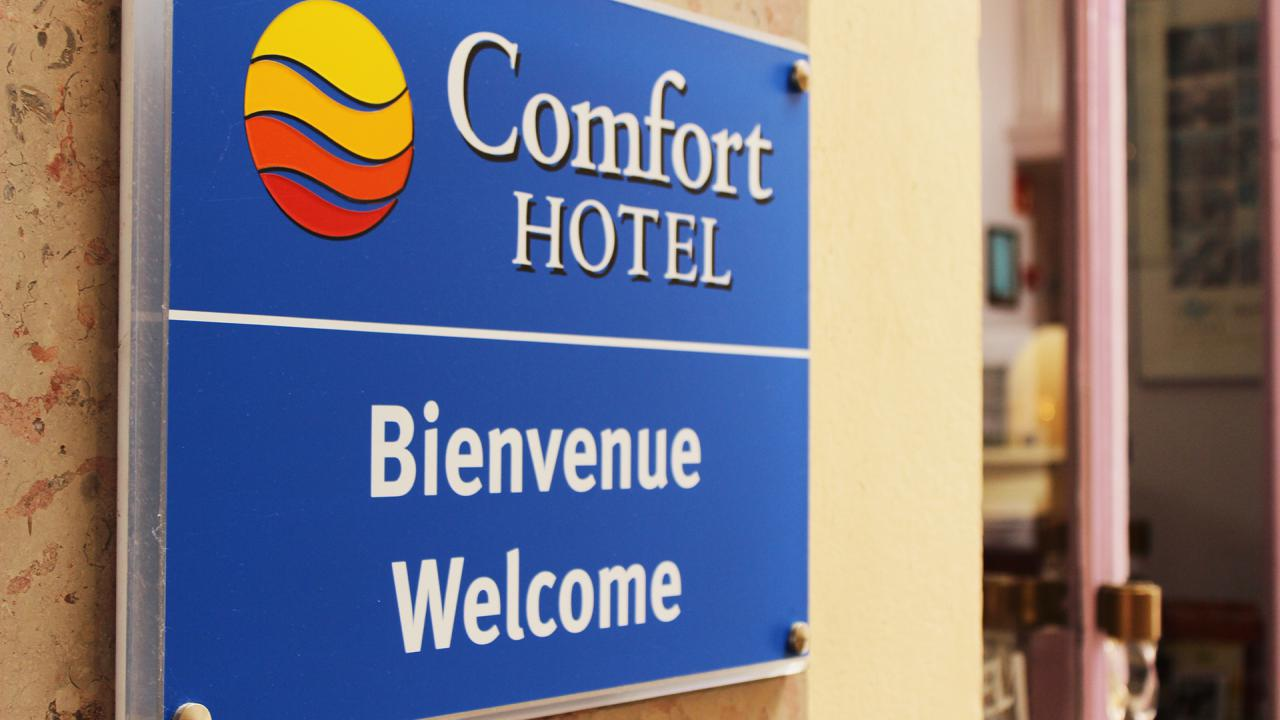 Comfort Hotel Cathedrale